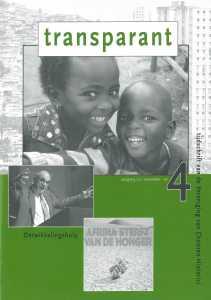 Cover Transparant 2009-4k
