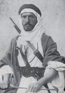 Alois Musil in 1901